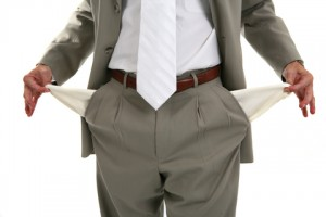 Ce faci cand buzunarele clientului arata asa?