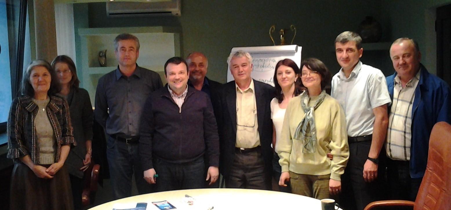 Impreuna cu echipa Neptun SA - Campina