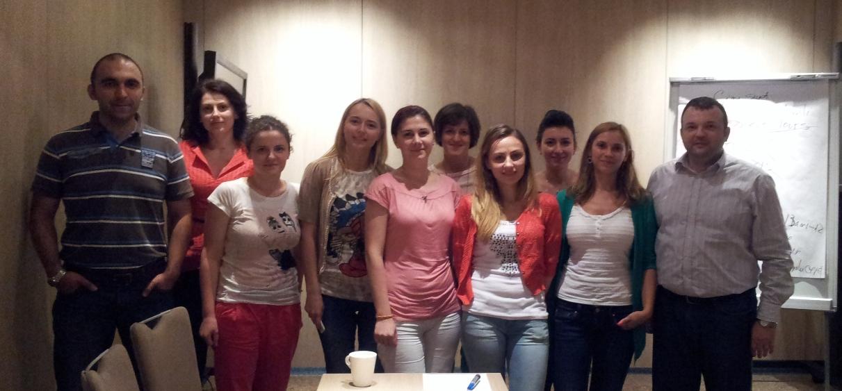 Impreuna cu echipa Smart Tours - Brasov
