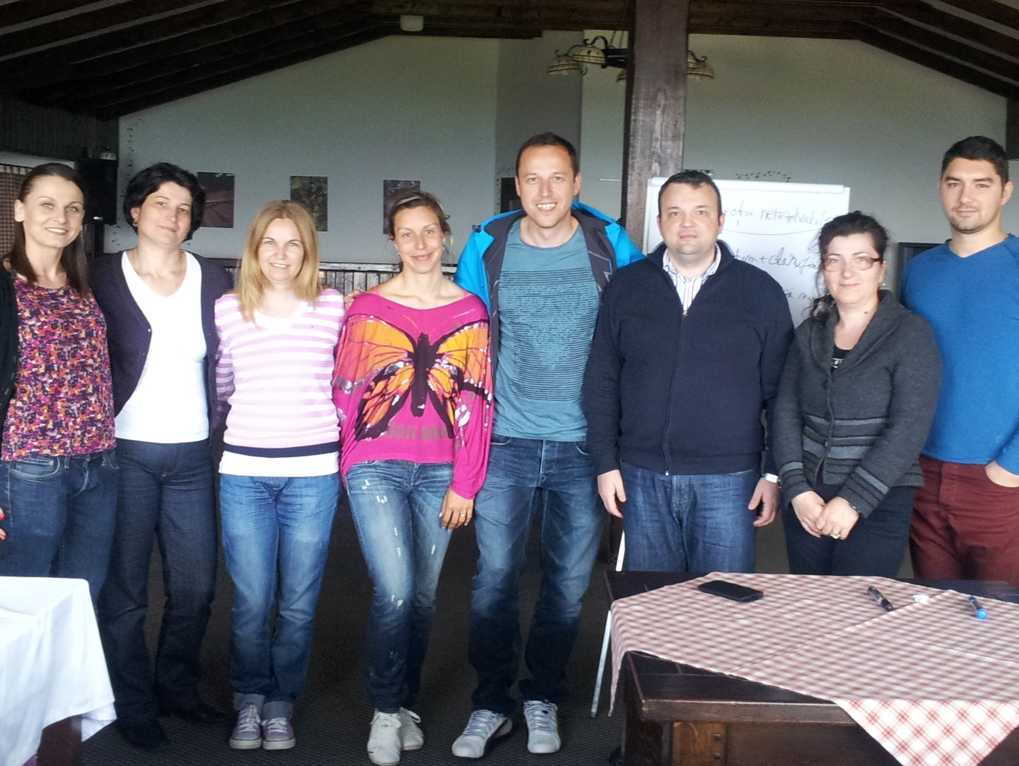 Impreuna cu echipa Urban-Invest SA - Brasov