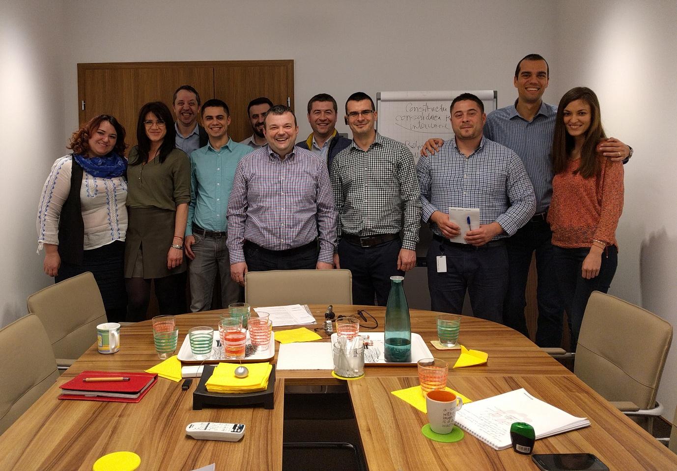 Mircea Enescu trainer curs vanzari Power Electric SRL